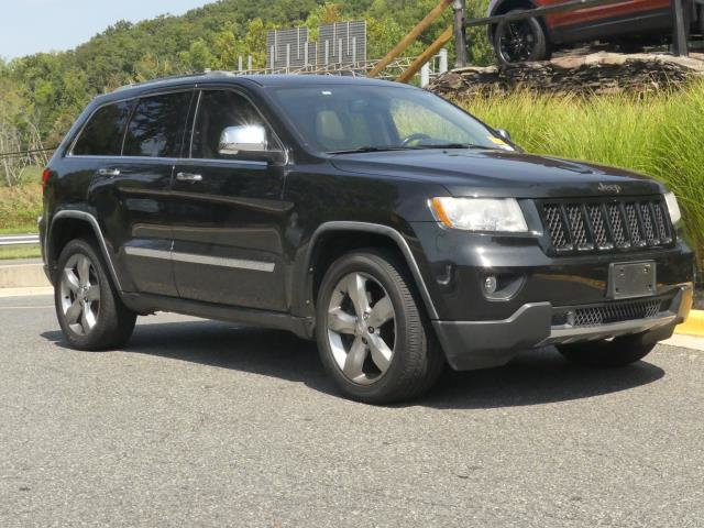 Pre-Owned 2012 Jeep Grand Cherokee 4WD 4dr Limited