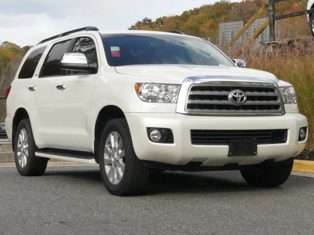 Pre-Owned 2015 Toyota Sequoia RWD 5.7L Platinum