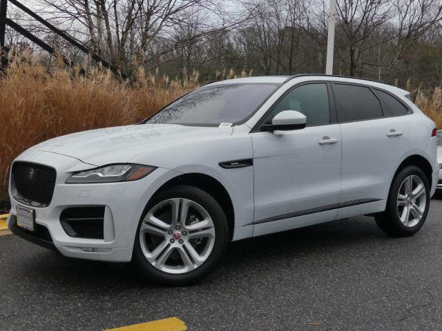Certified Pre-Owned 2019 Jaguar F-PACE 30t R-Sport AWD