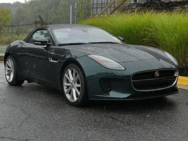 Pre-Owned 2018 Jaguar F-TYPE Convertible Automatic 296HP