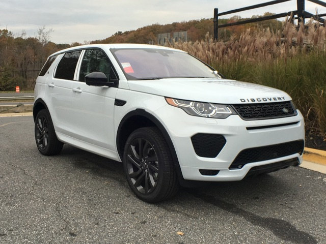 Certified Pre-Owned 2018 Land Rover Discovery Sport HSE Luxury 286hp 4WD