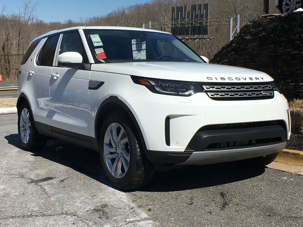 New 2018 Land Rover Discovery HSE Td6 Diesel SUV in Annapolis