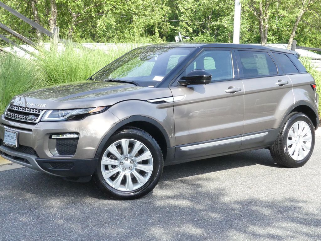 Certified Pre-Owned 2017 Land Rover Range Rover Evoque 5 Door HSE