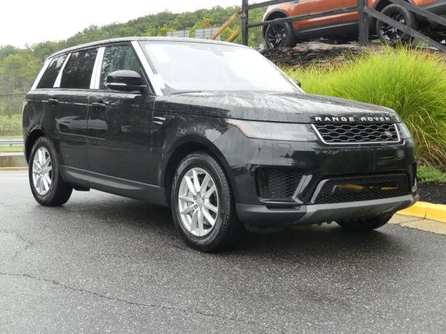 New 2020 Land Rover Range Rover Sport Turbo i6 MHEV SE