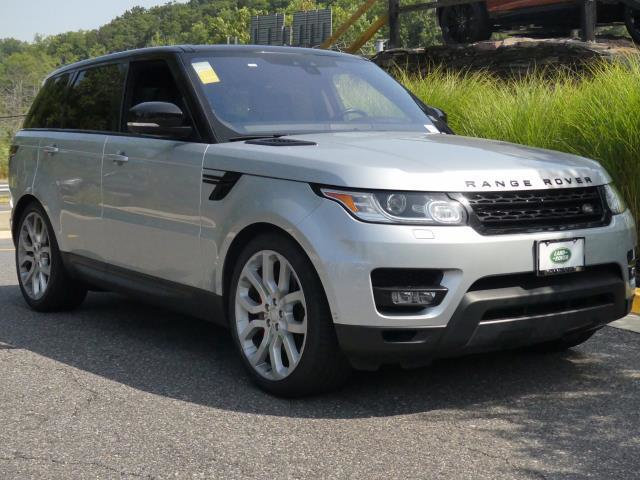 Pre-Owned 2017 Land Rover Range Rover Sport V8 Supercharged Dynamic