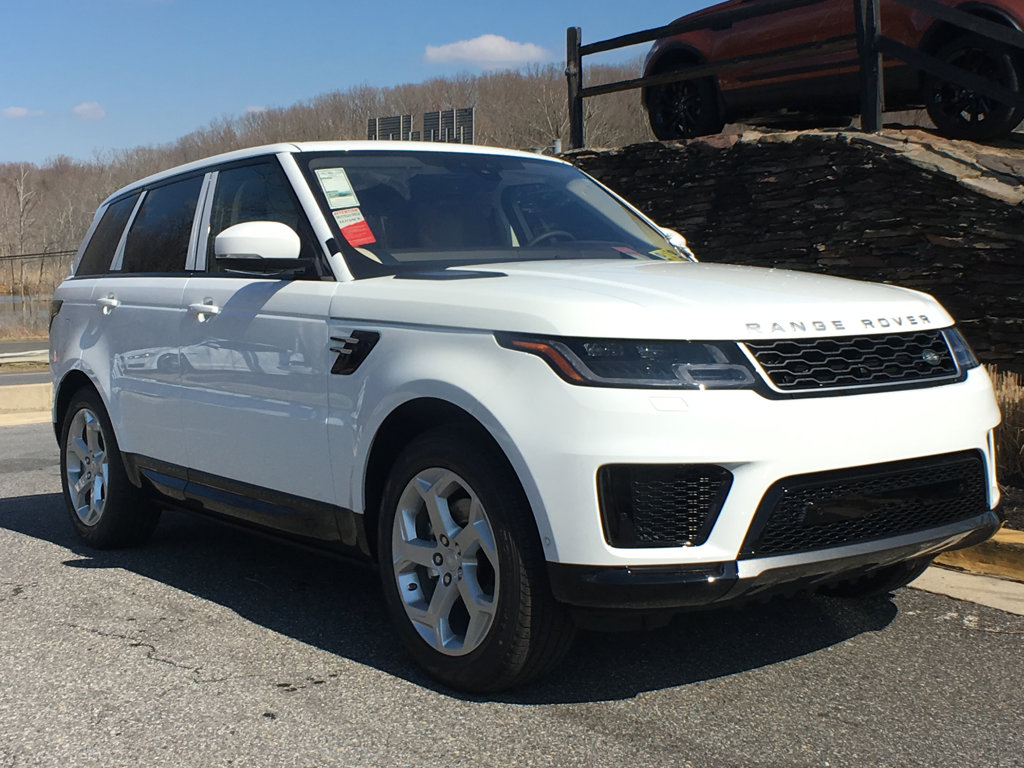 new 2018 land rover range rover sport td6 diesel hse suv in annapolis l18146 land rover annapolis. Black Bedroom Furniture Sets. Home Design Ideas