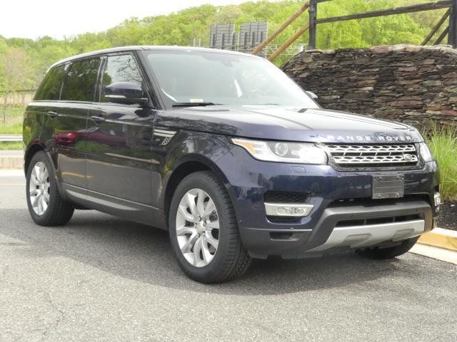 Pre-Owned 2015 Land Rover Range Rover Sport 4WD 4dr HSE
