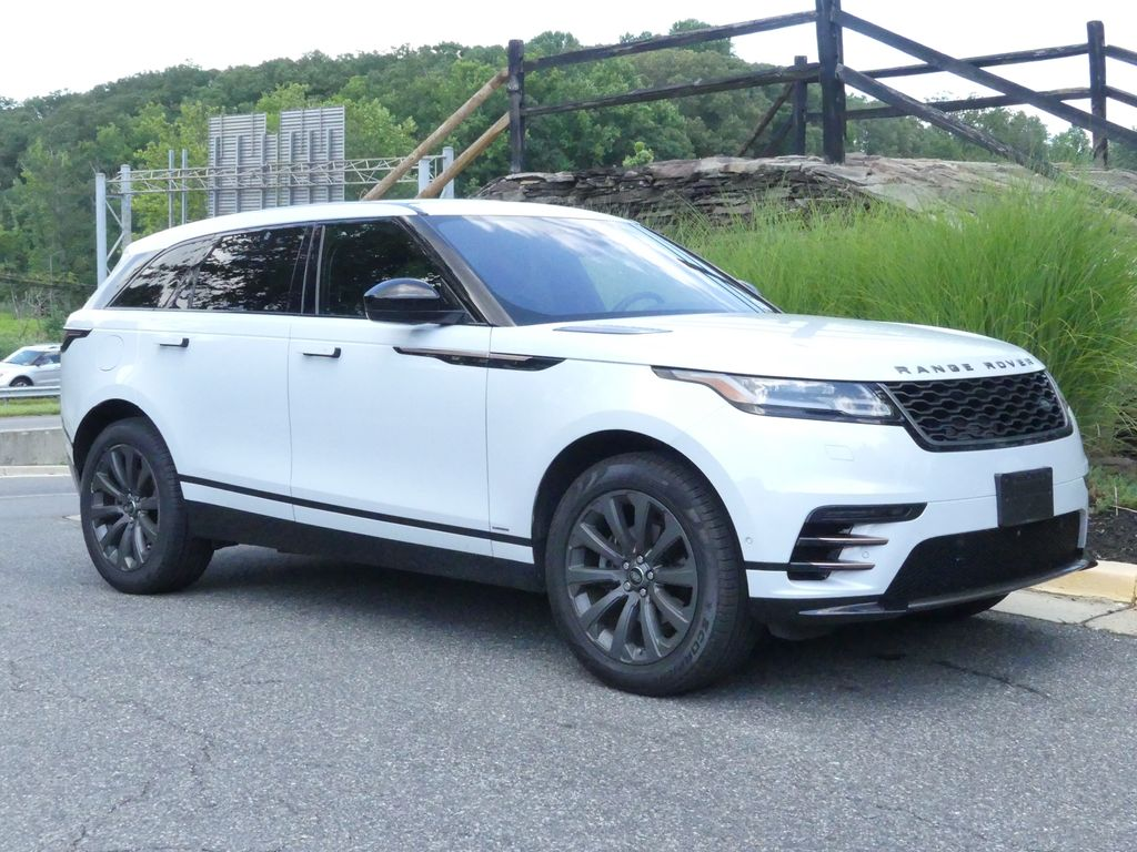 Certified Pre-Owned 2018 Land Rover Range Rover Velar P250 R-Dynamic SE