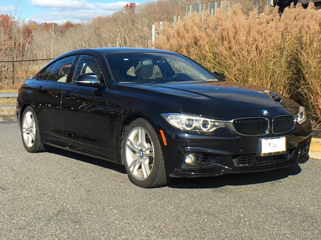 Pre Owned 2016 Bmw 4 Series 428i Gran Coupe Sedan In Annapolis