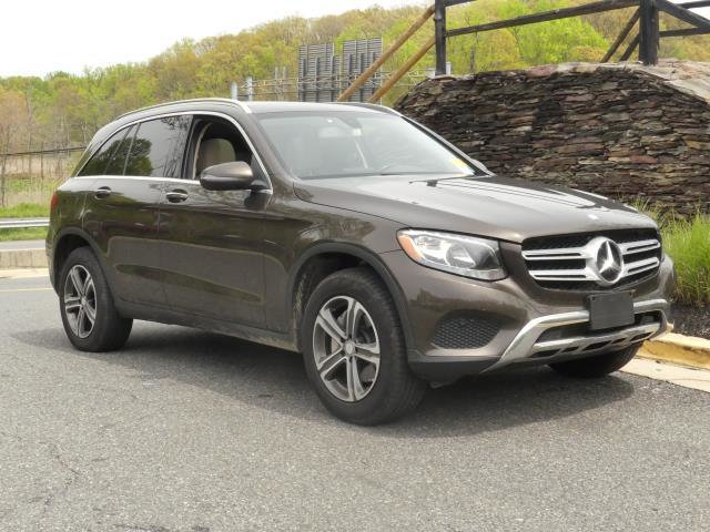 Pre-Owned 2016 Mercedes-Benz GLC 4MATIC® 4dr GLC 300