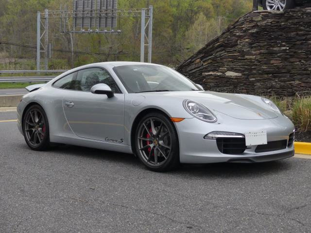 Pre-Owned 2014 Porsche 911 2dr Coupe Carrera S