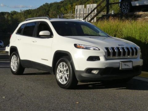 Pre-Owned 2015 Jeep Cherokee CHEROKEE LATITUDE
