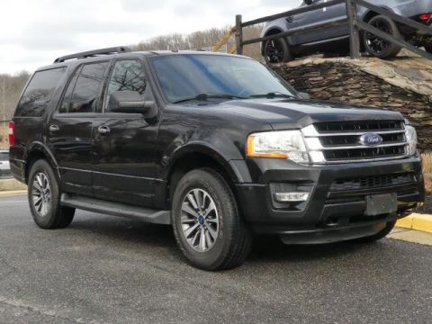 Pre-Owned 2015 Ford Expedition 4WD 4dr XLT