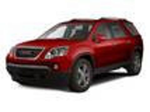 Pre-Owned 2011 GMC Acadia AWD 4dr SL