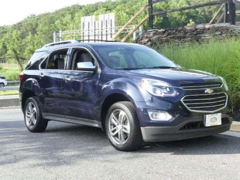 Pre-Owned 2016 Chevrolet Equinox FWD 4dr LTZ