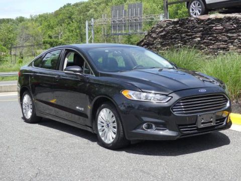 Pre-Owned 2013 Ford Fusion 4dr Sedan SE Hybrid FWD