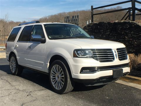 Pre-Owned 2015 Lincoln Navigator 4WD 4dr