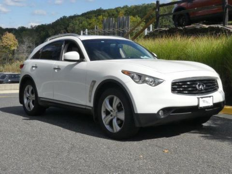 Pre-Owned 2009 INFINITI FX35 AWD 4dr