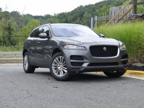 Certified Pre-Owned 2017 Jaguar F-PACE 35t Prestige AWD