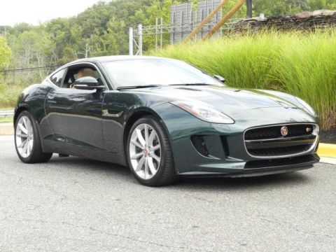 Pre-Owned 2016 Jaguar F-TYPE 2dr Coupe Automatic S RWD
