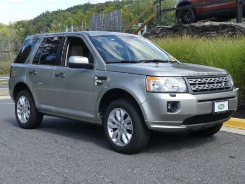 Pre-Owned 2011 Land Rover LR2 AWD 4dr HSE