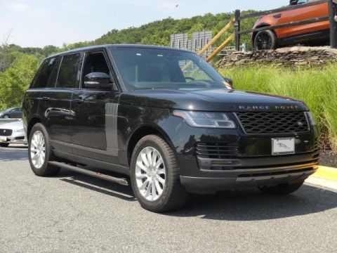 Pre-Owned 2019 Land Rover Range Rover V6 Supercharged HSE SWB