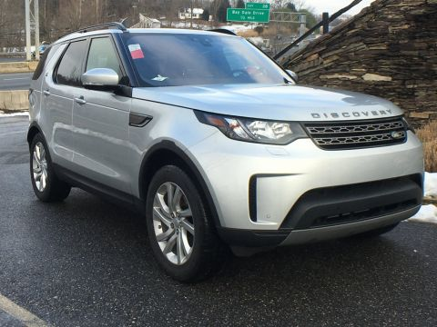 New 2018 Land Rover Discovery SE Td6 Diesel