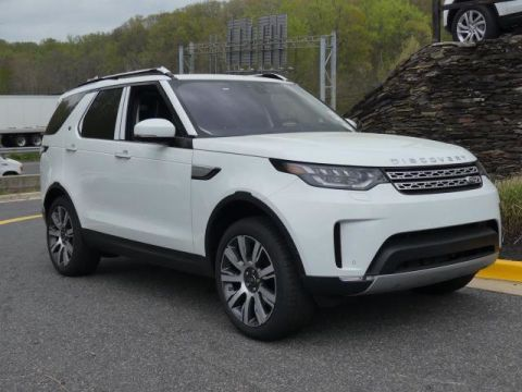 New 2019 Land Rover Discovery HSE Luxury Td6 Diesel