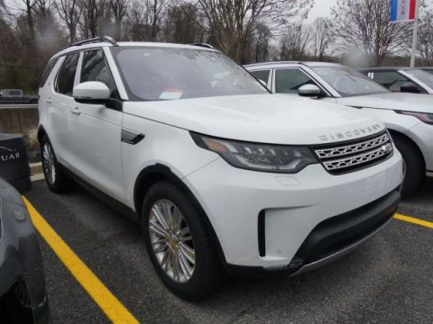 New 2019 Land Rover Discovery HSE Luxury V6 Supercharged
