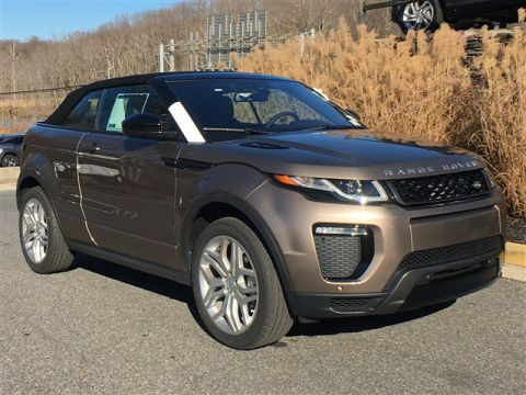 New 2019 Land Rover Range Rover Evoque Convertible HSE Dynamic