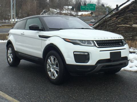 Certified Pre-Owned 2016 Land Rover Range Rover Evoque 2dr Coupe SE Premium
