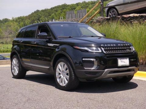 Pre-Owned 2016 Land Rover Range Rover Evoque 5dr Hatchback HSE