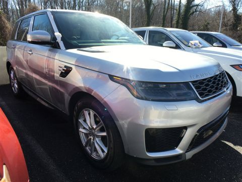 New 2019 Land Rover Range Rover Sport V6 Supercharged SE