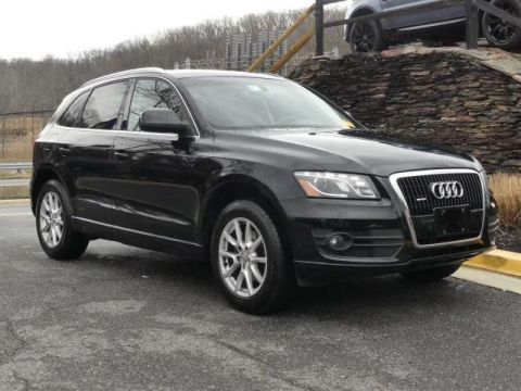 Pre-Owned 2010 Audi Q5 quattro 4dr Premium Plus