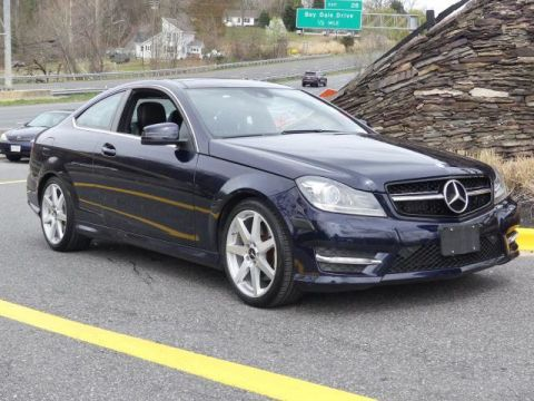 Pre-Owned 2013 Mercedes-Benz C-Class 2dr Coupe C 350 4MATIC®